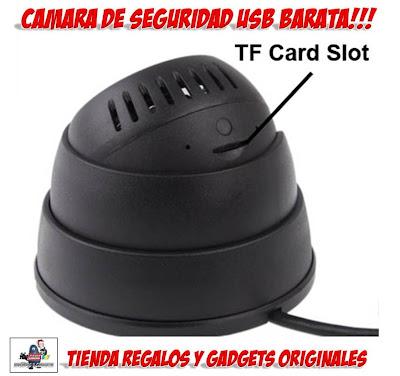 camara seguridad USB