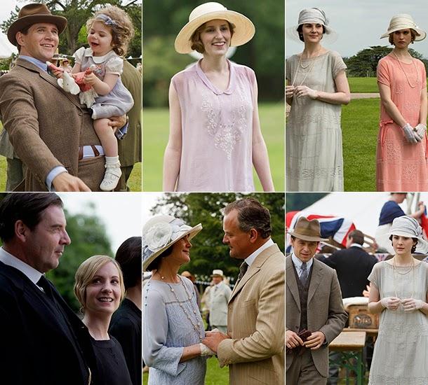 Nada se ve como en la tele: Downton Abbey. Episodio 8. Temporada 4