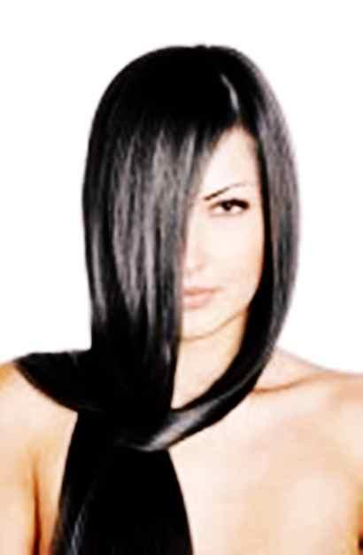 Gambar long hair woman, wanita melakukan perawatan rambut panjang lurus dan indah