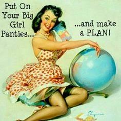 Week 4 piyo update, put your big girl panties on