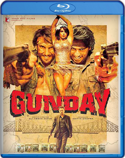 Gunday (2014) BluRay 720p BRRip 900MB