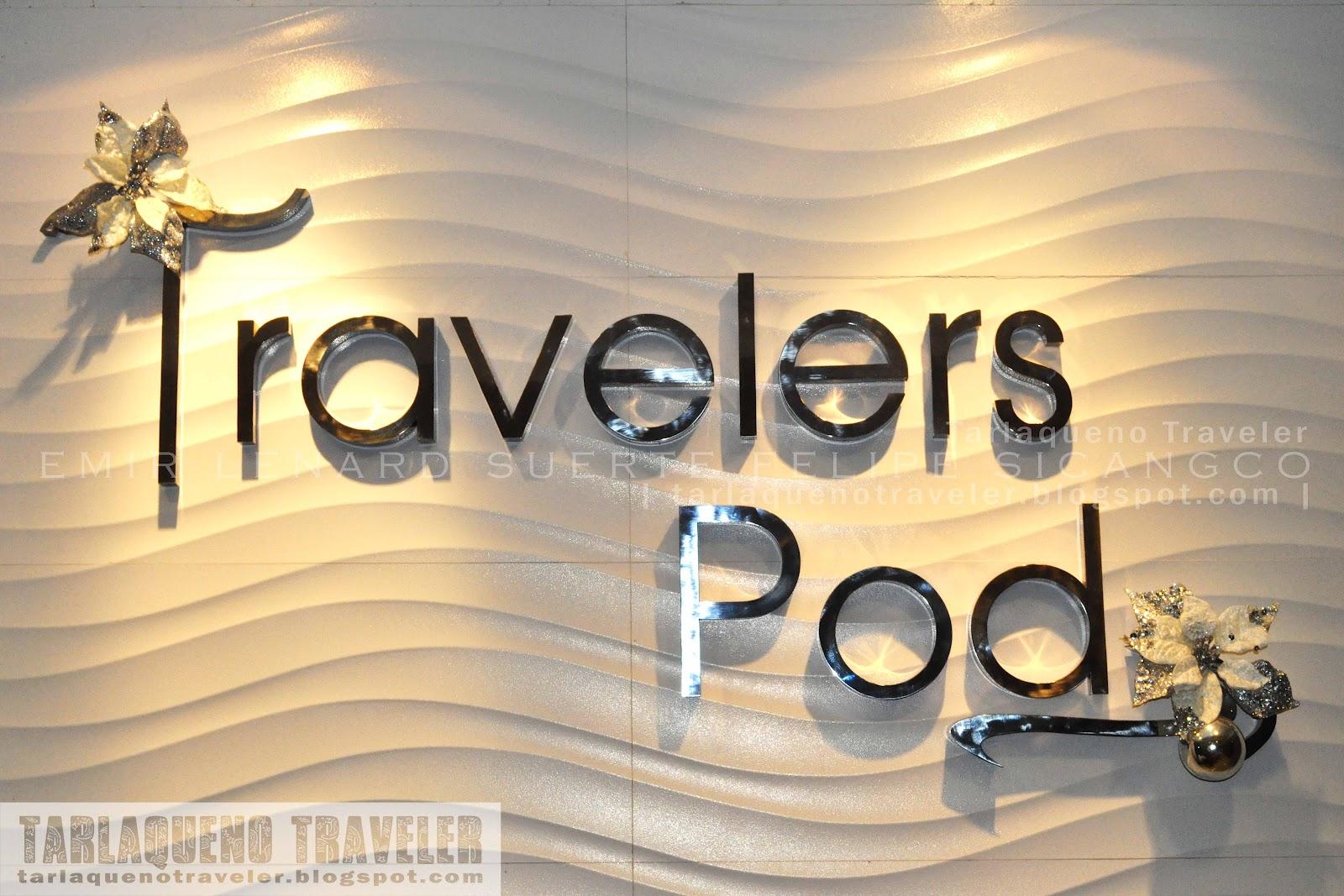 Travelers Pod