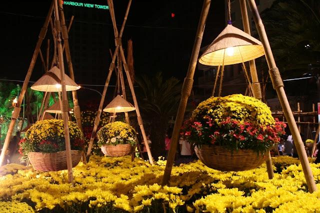 Hội chợ hoa Sài gòn