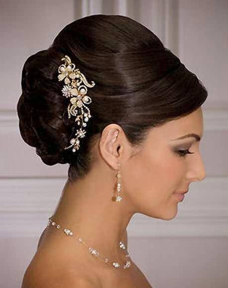 peinados de moda para novias