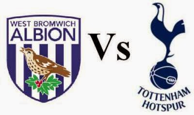 EPL English Premier League WBA vs Spurs