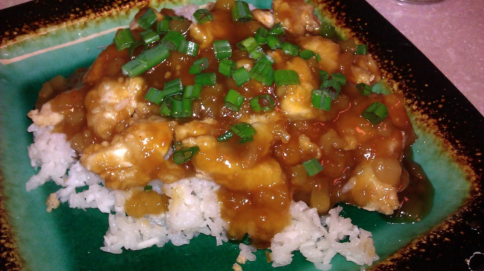 Gluten Free Casually: General Tso's Chicken