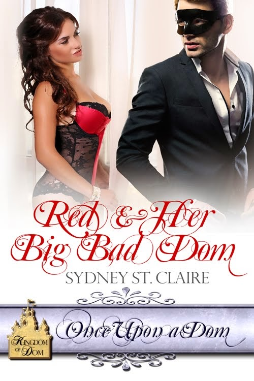 Red and Her Big Bad Dom by Susan Edwards