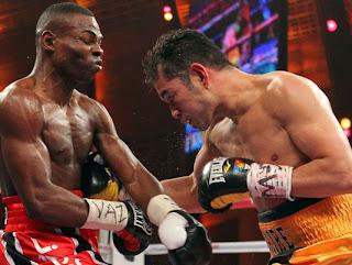 Nonito Donaire lost to Cuban boxer Rigondeaux