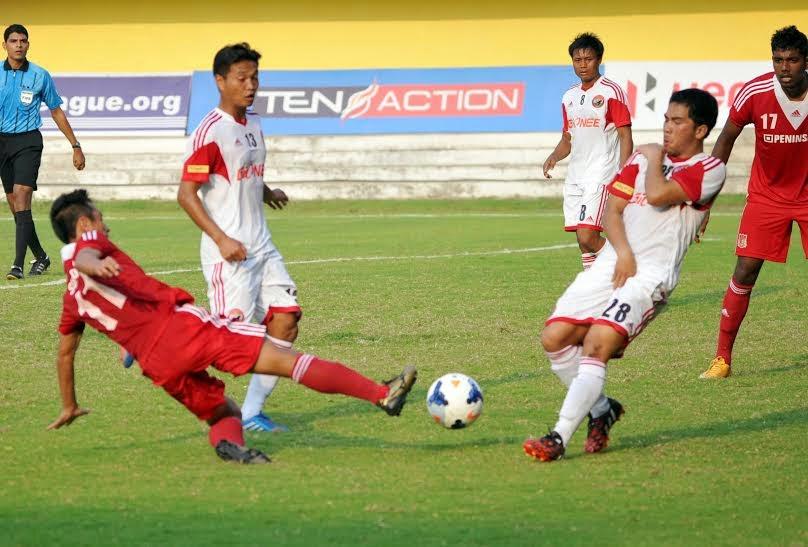 Pune FC 3-1 Shillong Lajong FC