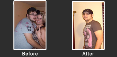 Testosterone shots before and after