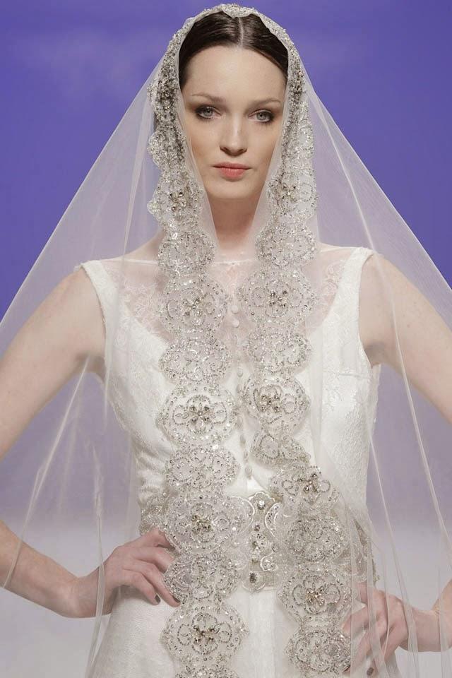 Marco y María, colección novias 2015 | A todo Confetti - Blog de ...