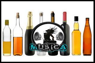 música y alcohol