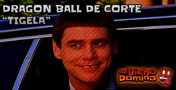 """Dragon Ball de corte """"Tigela"""""""