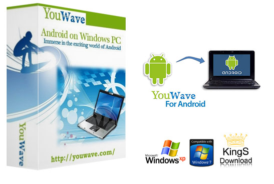 Free Download Winrar YouWave for Android With Patch