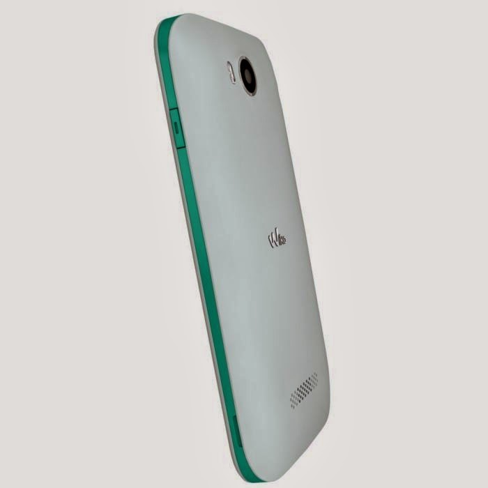 smartphone Wiko Iggy Bleu Ciel Wiko 4.5 pouces