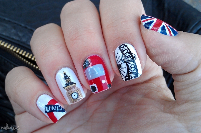 Nailartinc London Nailart