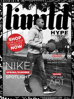limit'd magazine
