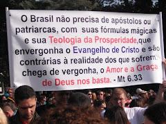 Marcha para Jesus SP/ junho 2011