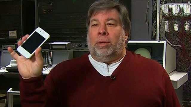 Foto Steve Wozniak