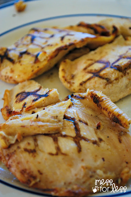 #ad Grilled & Ready Chicken