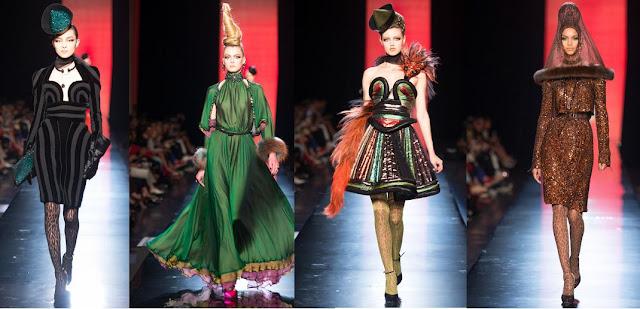 couture,jean paul gaultier, pfw, paris fashion week, fashion, haute couture,backstage