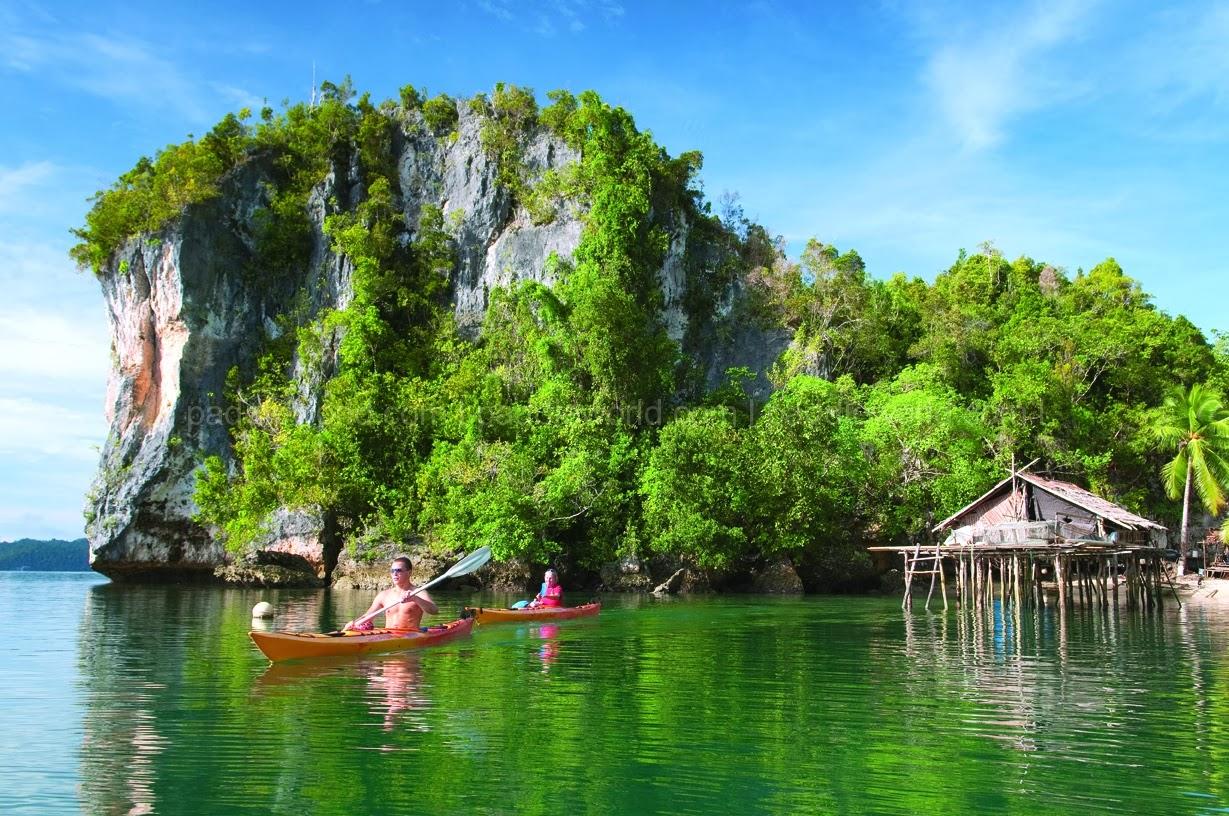 Raja ampat papua indonesia tourism of indonesia - Raja ampat dive resort ...