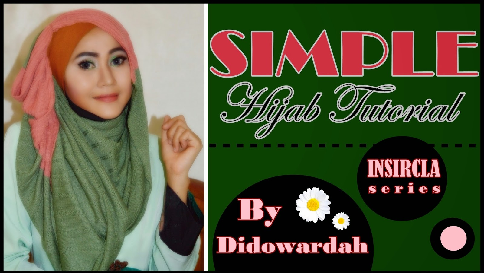 Tutorial Jilbab Untuk Hijaber Indonesia Tutorial Hijab Simple