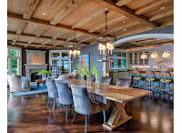 Modern Dining Rooms, Elegant in the Simplicity