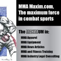 MMA Mixed Martial Arts Sports Sponsorship, Clothing, News, & Fitness Equipment Training