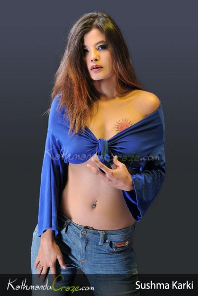 Sushma Karki Nude