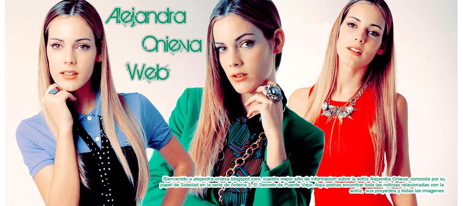 Alejandra Onieva WEB