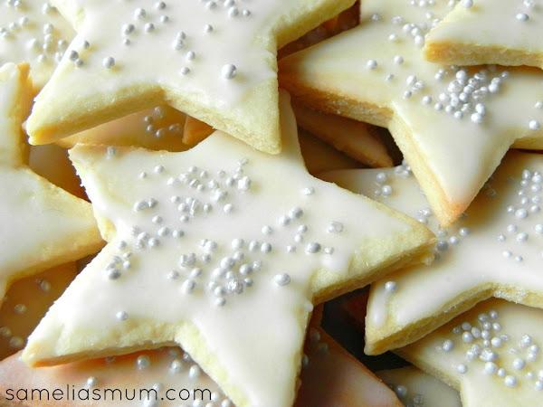 Christmas Cookies with the Tefal Cuisine Companion