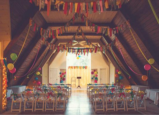 decoración de salones para bodas