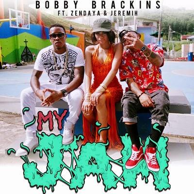 Bobby Brackins - My Jam (feat. Zendaya & Jeremih) - Single Cover