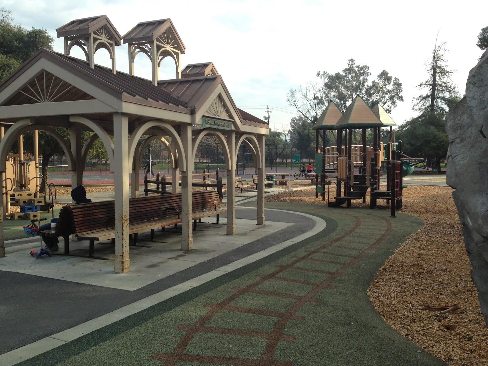 Playground Report: Edenvale Garden Park (South San Jose)