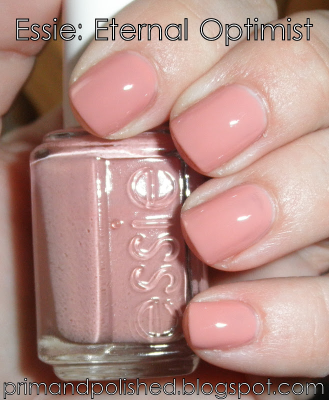 Essie Nail Polish Eternal Optimist | Hession Hairdressing