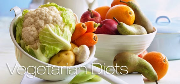 The Vegetarian Diet:  A Weight Loss Solution?