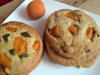 L'Abricot dans tous ses états #5 : Les cookies