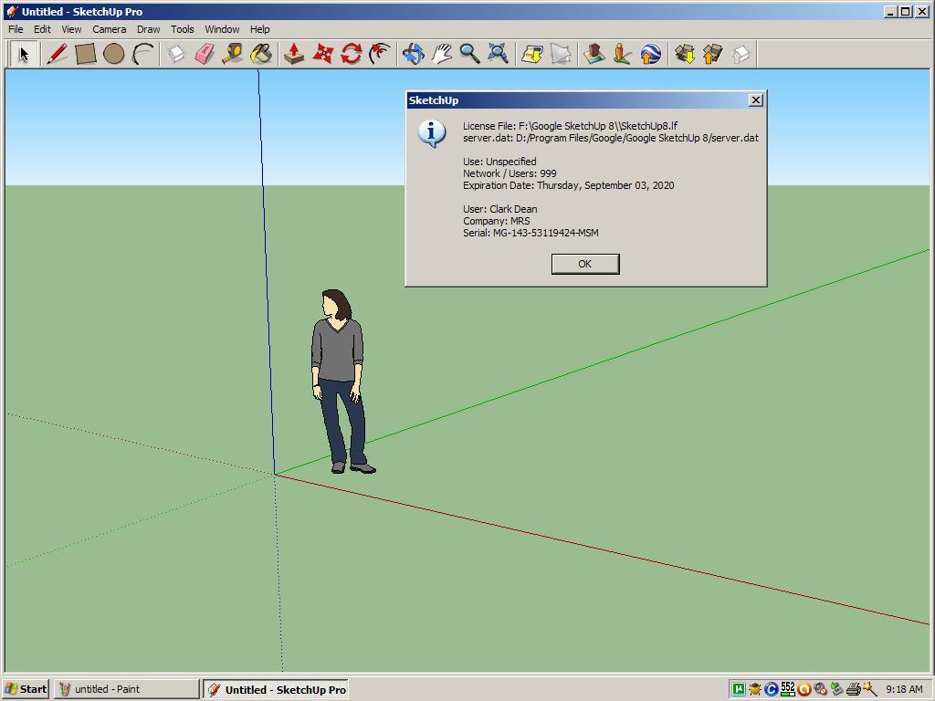 Telecomunicaciones ctma for Mobilia para sketchup 8
