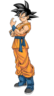 Goku en Dragon Ball Súper