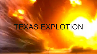 West texas explosion Photos