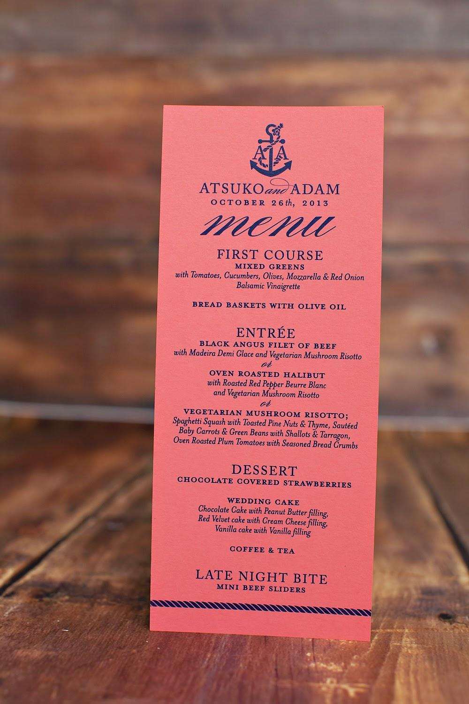 Nico and LaLa: Nautical Nantucket Wedding