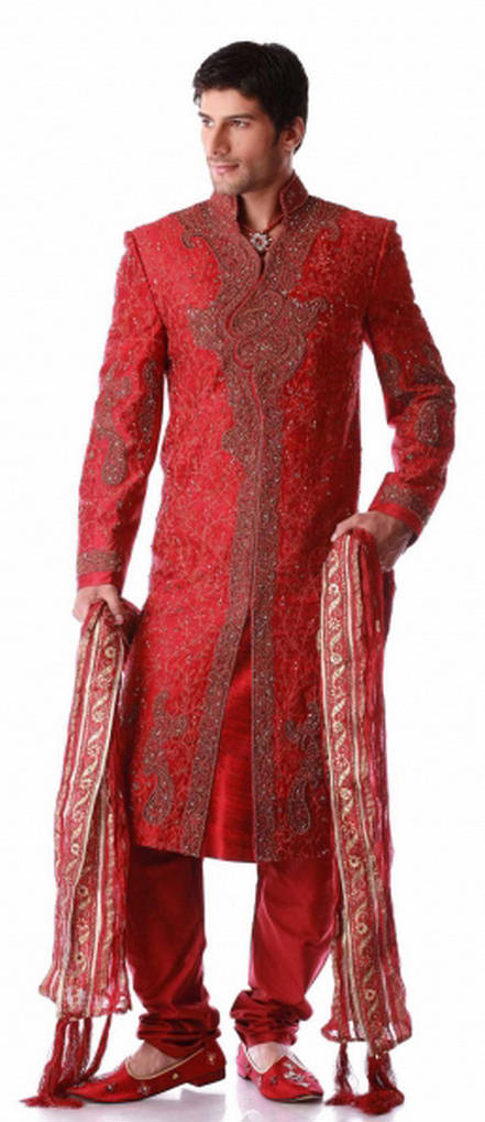 Beautiful Man Sherwani Designs For Fashion 2011 !