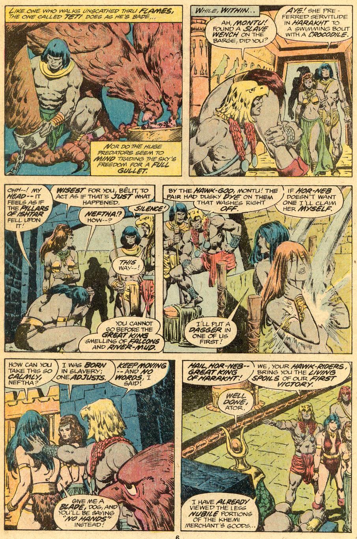 Conan the Barbarian (1970) Issue #76 #88 - English 5