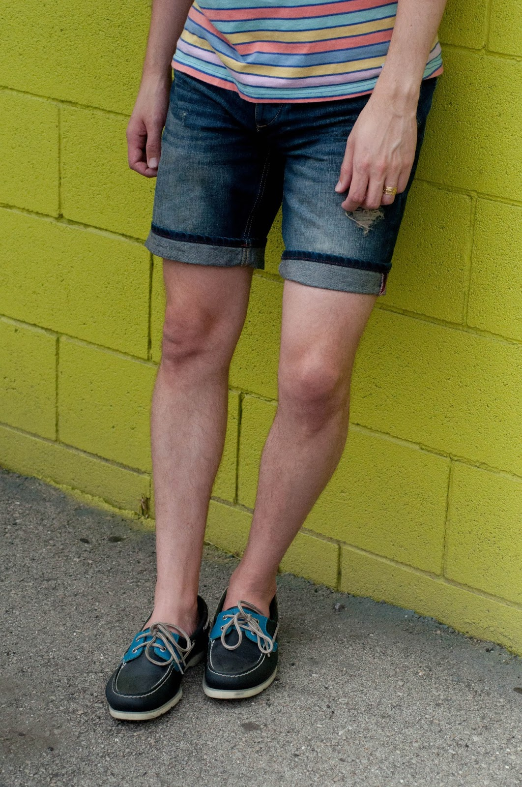 sperry topsider, authentic boat shoe, zara shorts, zara Bermuda shorts, ootd, mens style
