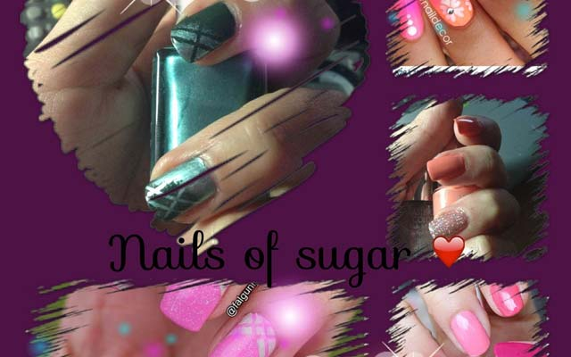 il trova blog presenta il blog nails of sugar