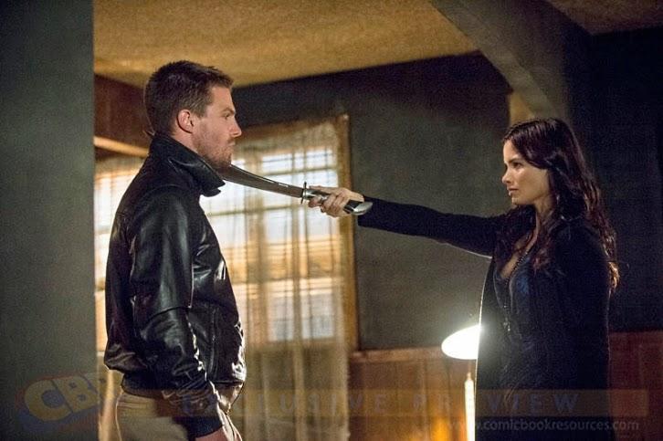 Arrow - Episode 3.04 - The Magician - Promotional Photos