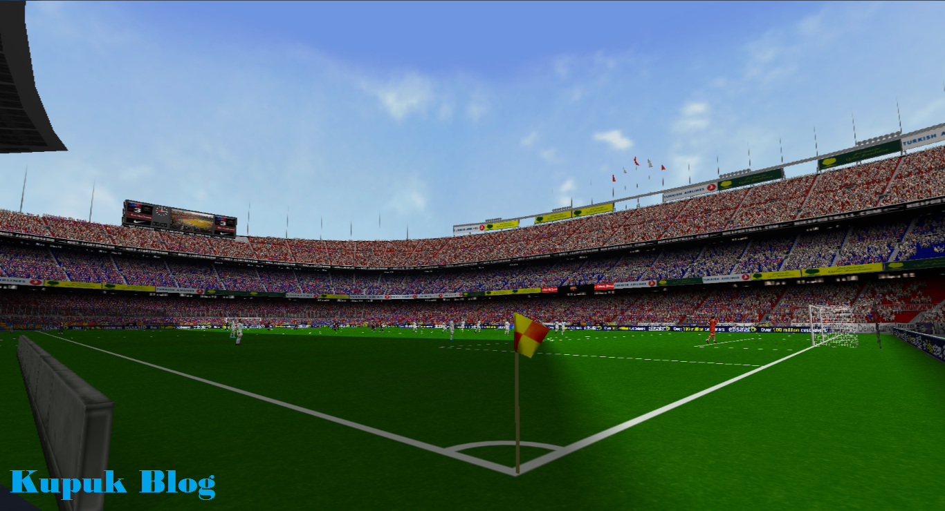 Download Stadium PES 6 HD Terbaru Camp Nou