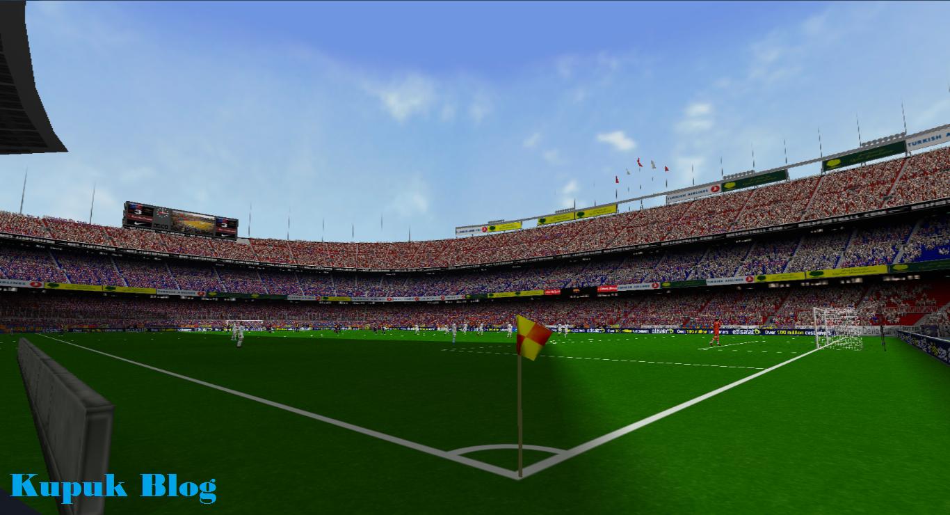 Download Stadium PES 6 HD Terbaru Camp Nou