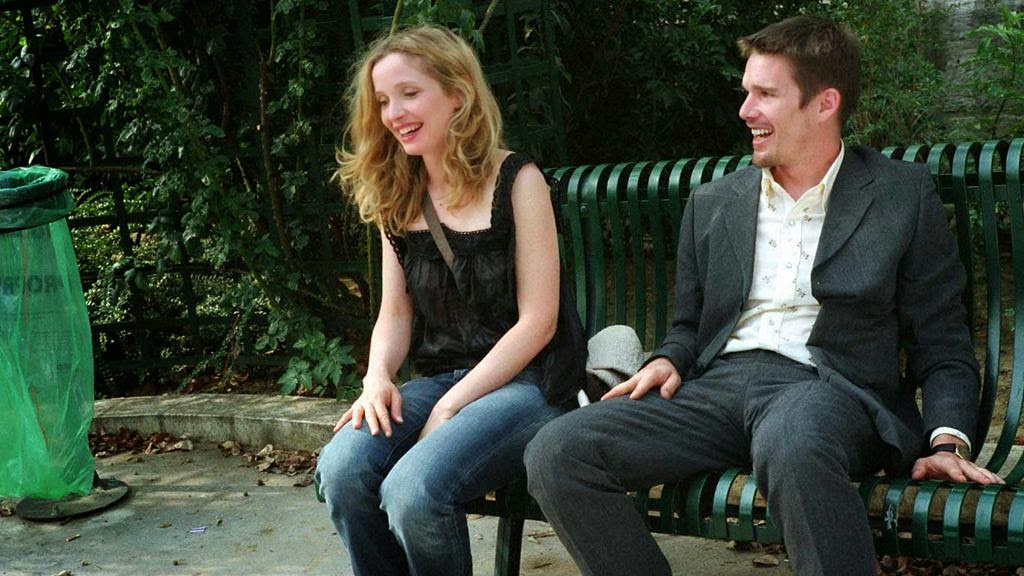 before sunset-julie delpy-ethan hawke